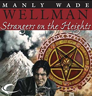 Strangers on the Heights audiobook cover art