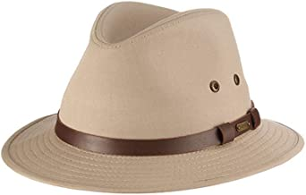 Stetson Men`s Gable Rain Safari Hat