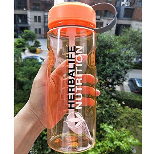 Berrd 6 Colores Herbalife24 Fit 2000ML / 64oz 1000ML / 32oz Shake Sports Paja Botella de...
