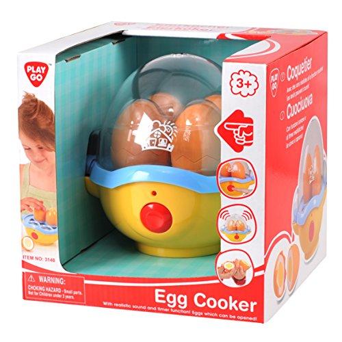 PlayGo 3148 - Eierkocher mit Funktionen
