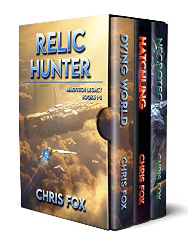 The Relic Hunter Box Set: Magitech Legacy Books 1 - 3 (Chris Fox Bundles) Kindle Edition by Chris Fox (Author)