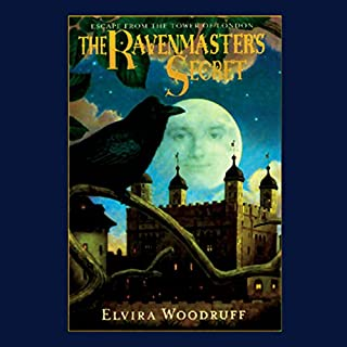 The Ravenmaster's Secret audiobook cover art