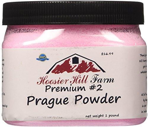 Hoosier Hill Farm Prague Powder No.2 (#2) Pink Curing Salt, 1 lb.
