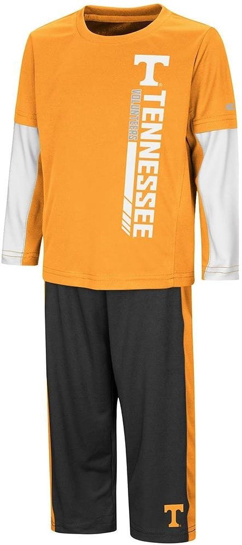 Toddler Tennessee Volunteers Long Sleeve Tee Shirt and Sweatpants Set