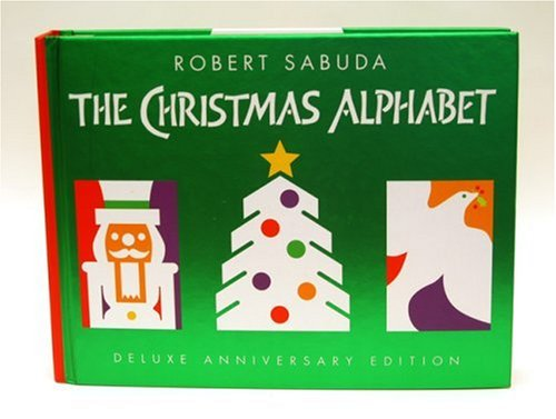 The Christmas Alphabet: Deluxe Anniversary Pop-upの詳細を見る