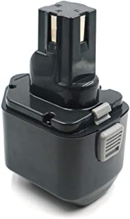 HUSKIE BP-70E 14.4V、2500mAh NI-MH用WNMCバッテリー。出雲工具に適合: BP-70E BP-70I REC-5431, SB-3UK, REC-120A, REC-120AK, FL-3014, REC-S16C