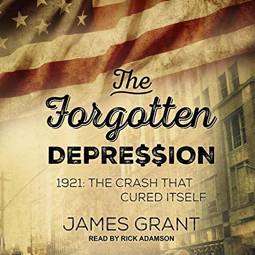 Page de couverture de The Forgotten Depression