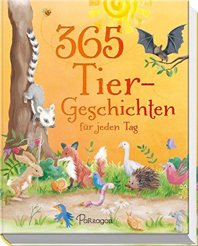 365 Tiergeschichten für jeden Tag