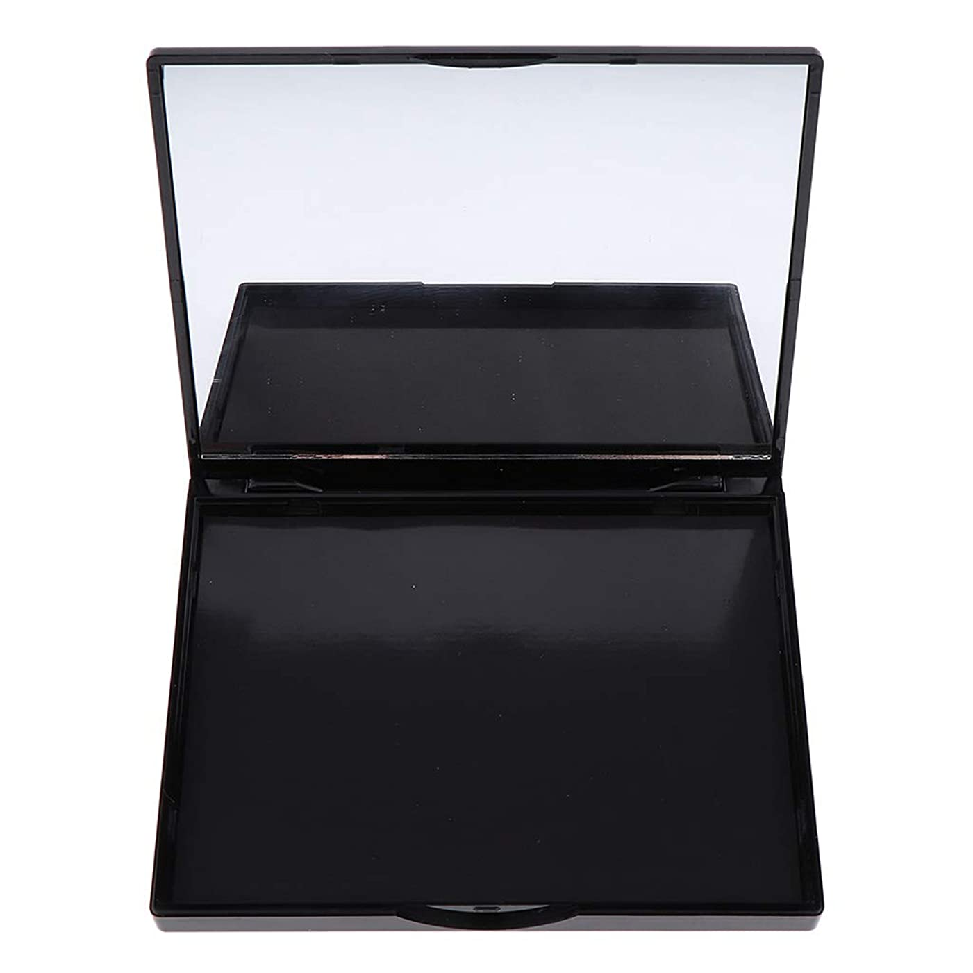 パーセント傾向があります締めるB Blesiya 磁気パレット メイクアップパレット ミラー付き 4タイプ選べ - パープルローズフラワー