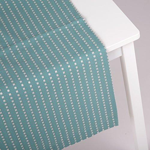 Scantex Tischläufer JOOST 45 x 150 cm (Gletscher-Marzian)