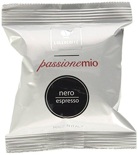 Lollo Caffè Nero Espresso - A Modo Mio - 100 Capsule