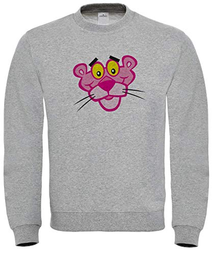 Benefitclothing Pink Panther Face Sweatshirt
