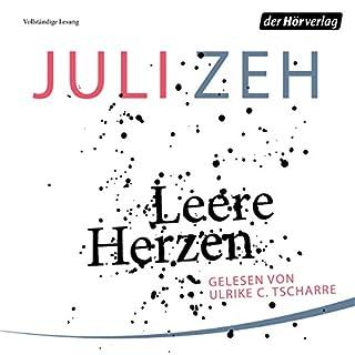 Leere Herzen audiobook cover art