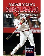 BASEBALL AMER 2018 ALMANAC (Baseball America Almanac)