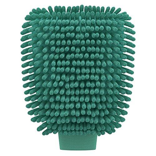 Luva de Microfibra Flash Limp Verde Água