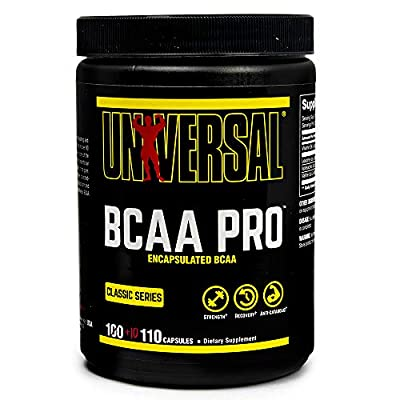Universal Nutrition BCAA Pro Capsules Pack of 100 from Universal Nutrition