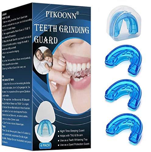 Aufbissschiene, Zahnschiene, Knirscherschiene Beißschiene,Knirscherschiene Zahnschiene gegen Zähneknirschen Zähne, Aufbissschienen gegen TMJ, Bruxismus und Zubeißschutz für die Zähne