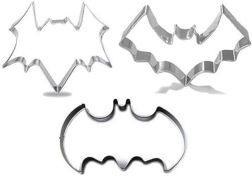 lowest Z-bond discount Batman Cookie sale Cutters Stainless Steel Cookie Cutter Fondant Cutters outlet online sale