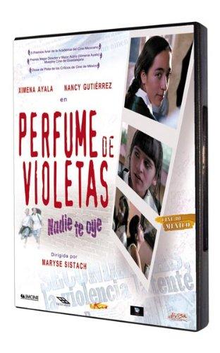 Perfume de violetas (Nadie te oye) [DVD]