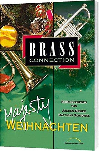 Majesty Weihnachten - Notenausgabe: Bearbeitungen für Posaunenchöre