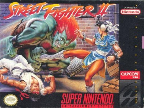 Street Fighter 2 [nur Modul] (gebraucht) SNES