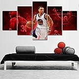 Arter Gedruckte Basketball Sport Leinwand Poster Wandbild,