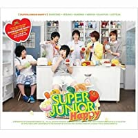 Cooking Cooking by SUPER JUNIOR HAPPY (2008-07-28)