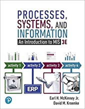 Best processes systems and information an introduction to mis Reviews