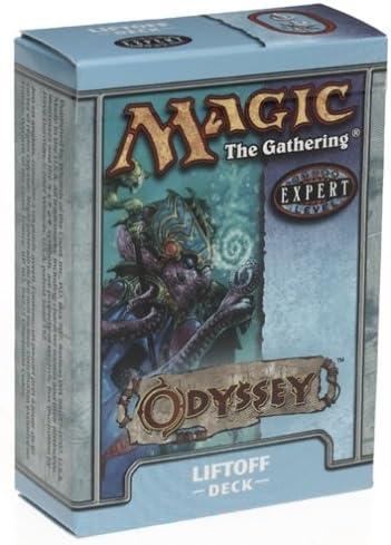 Magic the Gathering Oklahoma City Mall Odyssey unisex Deck -