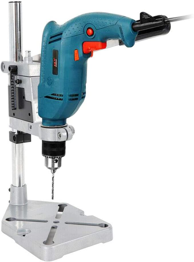 Award-winning store KDHARMR Electric Bench Drill Stand Double Adjustable Press Hole Nashville-Davidson Mall