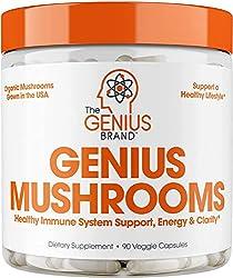 Image of Genius Mushroom – Lions...: Bestviewsreviews