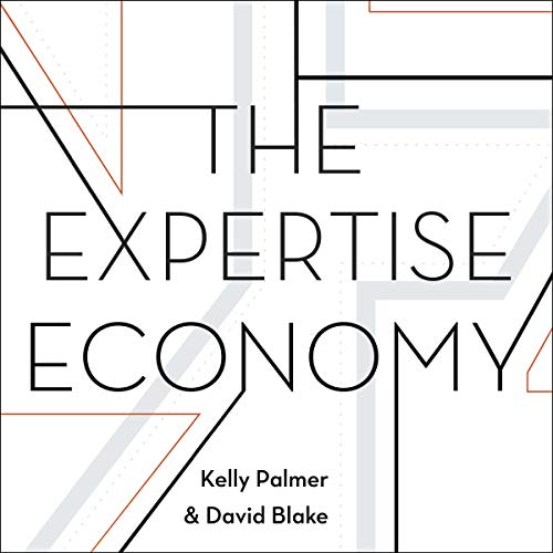 The Expertise Economy cover art
