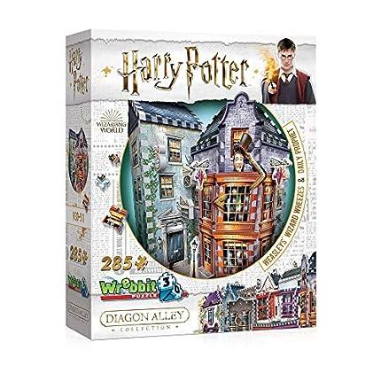 Branpresto- Tienda de Sortilegios Weasley y Oficina del Diario El Profeta Juguetes, Color (607962b W3D-0511)