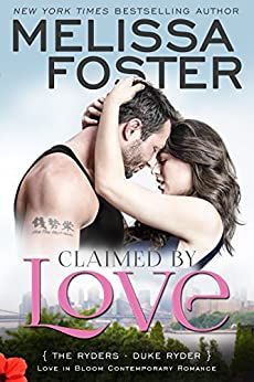 Claimed by Love (Love in Bloom: The Ryders): Duke Ryder by [Melissa Foster]