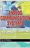 Analog Communication Electrical/Electronic Engineering Book New: Analog & Digital Communications - Electrical/Electronic Engineering