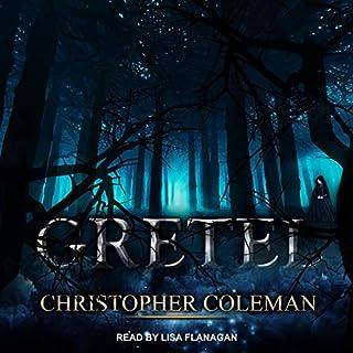 Gretel audiobook cover art