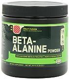 Optimum Nutrition Beta Alanine Powder, Fruit Fusion, 75 Servings, 9.26 Ounce