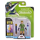 World of Nintendo, Legend of Zelda: Skyward Sword Link Action Figure, 4 Inches