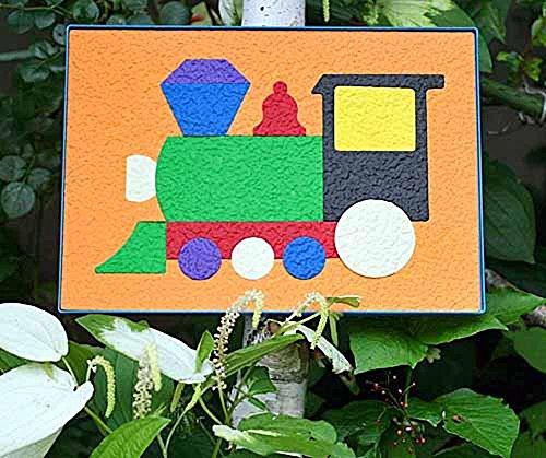 教育玩具 知育玩具  パズル ローリー知能開発玩具  きしゃ 知育