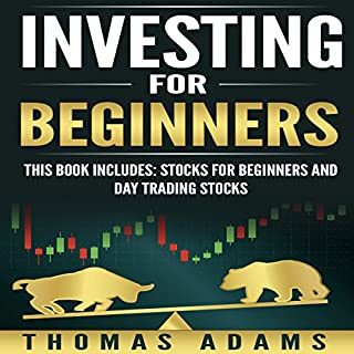 Investing for Beginners: 2 Manuscripts cover art