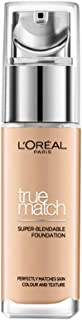L'Oreal Paris True Match Super Blendable Liquid Foundation Golden Beige 3D3W, 30ml
