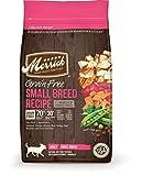 Merrick - Comida para mascotas con receta de raza pequeña sin granos, 4 libras por Merrick