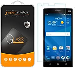 (2 Pack) Supershieldz for ZTE Zmax 2 Tempered Glass Screen Protector, Anti Scratch, Bubble Free