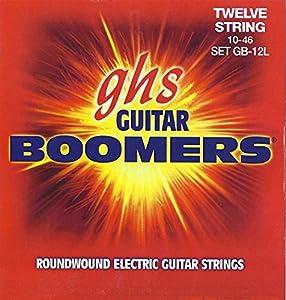 .010 .013 .017 .026 .036 .046.010 .013 .009 .011 .017 .026 - Juego / Guitarra EléctricaExtra Light 12-StringNickel Plated SteelRoundwoundHexagonal CoreMade in USA