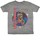 Iron Maiden 'Somewhere in Time' (Grey) T-Shirt (x-Large)
