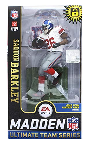 NY Giants Madden NFL 19 Ultimate Team S2 Figure - Saquon Barkley