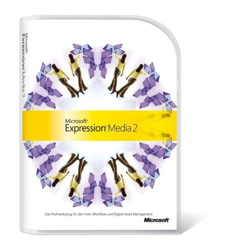 Microsoft Expression Media 2 Mac/Win Upgrade deutsch [import allemand]