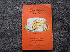 Cake Baking Made Easy with Airy Fairy