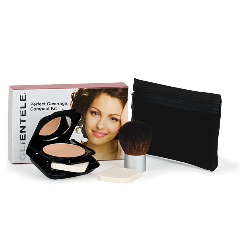 Perfect Coverage Compact Kit (MEDIUM)