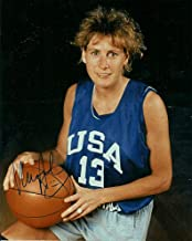 Autographed Signed Nancy Lieberman 8x10 Photo Wnba - Certified Authentic